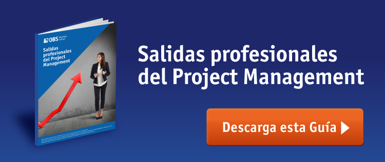 Ebook OBS Business School - Salidas Profesionales del Project Manager